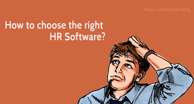 How to choose the right HR Software